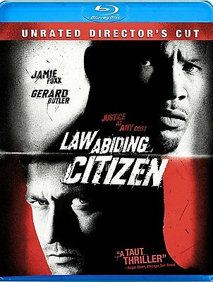 LAW ABIDING CITIZEN, Gesetz der Rache (Unrated Director's Cut) Blu-ray RC: A