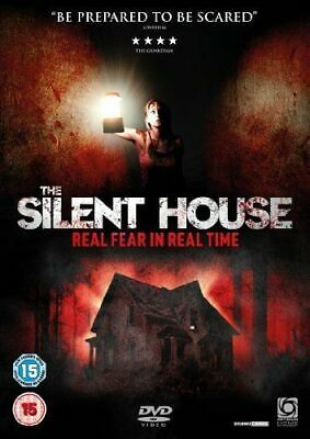 The Silent House ** NEW / SEALED ** HORROR DVD- Free postage / fully guaranteed