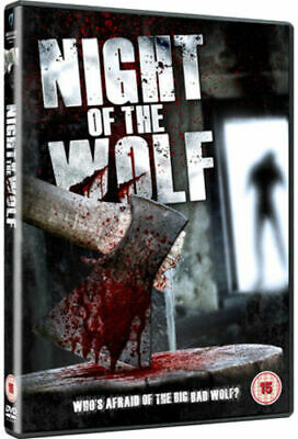 Night Of The Wolf ** NEW / SEALED ** HORROR DVD- Free postage / fully guaranteed