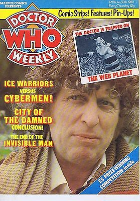 DR WHO MAGAZINE no. 16