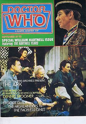 DR WHO MAGAZINE no. 56