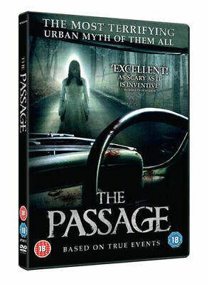 The Passage ** NEW / SEALED ** HORROR DVD - Free postage / Fully guaranteed