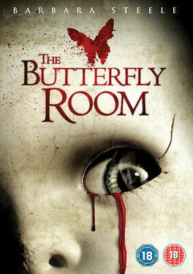 The Butterfly Room ** NEW / SEALED ** HORROR DVD- Free postage/ Fully guaranteed