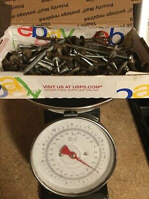 VINTAGE And NEW FLATHEAD SCREWS, NICE MIXED LOT