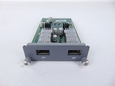 S25 1-Port 24Gbps XFP Stacking Module TAE Dell FF3PC Force10 S50-01-24G-1S S50