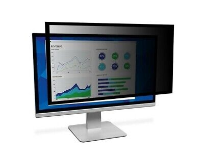 "3M Framed Privacy Filter For 20"" WideScreen Monitor PF200W9F"