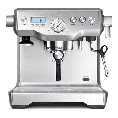 New Breville - BES920 - the Dual Boiler
