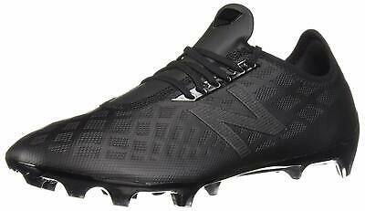 38a44eaa41a9b New Balance Mens Furon 4.0 Low Top Lace Up Soccer Sneaker, Black, Size 7.0