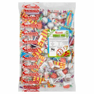 Swizzels Vegetarian Mix Sweets chews retro party wedding favours kids