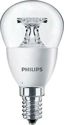 Philips A + Ampoule Led, Verre Plastique, Transparent,