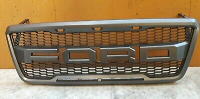 2004 to 2008 FORD F150 F-150 RAPTOR STYLE GRILLE GRILL USED