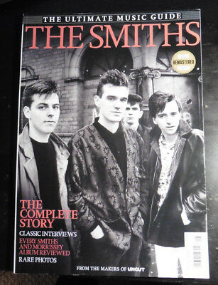The Smiths Morrissey Uncut Ultimate Music Guide Magazine New RRP £9.99 146 pages