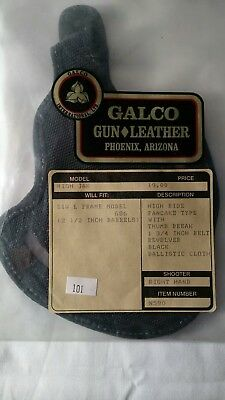 GALCO HOLSTER PISTOL Holster B129 WCD Sum 4448, see photos