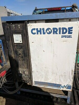Chloride Spegel Forklift Battery Charger 24 / 80