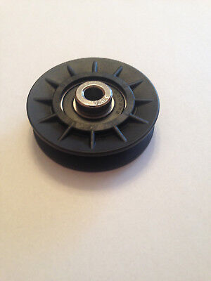 Idler Pulley Replaces John Deere AM115460 LX SERIES GT42 GT262 GT275 Z225 Z245
