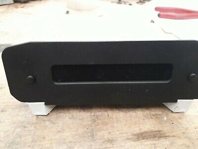 Peugeot 206 Centre Dashboard Digital Dash Clock Display Screen