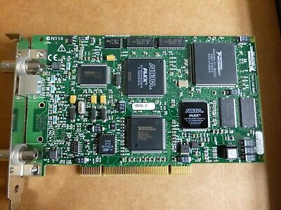 National Instruments IMAQ PCI-1411 Image Acquisition Module Frame Grabber Card