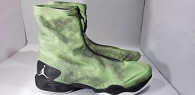 lowest price 6b4d8 8a2c3 Nike Air Jordan Xx8 Electric Green-White-Black Sz 14  584832-301