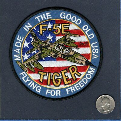 F-16 FIGHTING FALCON 1500 HOURS USAF EFS EF TFS Fighter Squadron Crew Patch