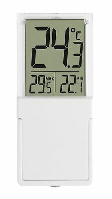 TFA 30.1030 VISTA Digitales Fensterthermometer inkl. A-Batterie
