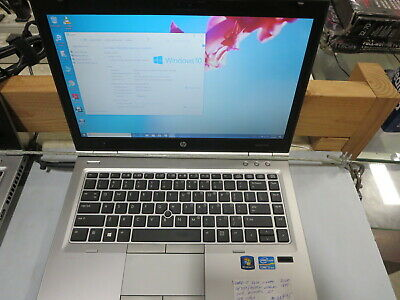 HP Elitebook 8470p i5-3320m 2.6GHz 4GB 250GB (Radeon 7570M 1GB) w/Batt & Charger