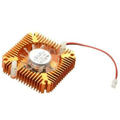 12V 2-Pin 55mm Laptop CPU VGA Video Card Cooler Cooling Fan Heatsink PC Computer