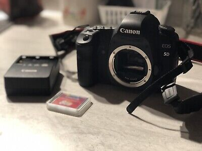 Canon EOS 5D Mark II (9128B002) 20.2MP Digital SLR Camera - Black (Body Only)