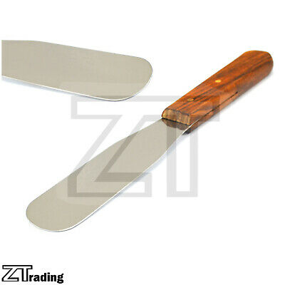 Dental Plaster Alginate Spatula Laboratory Mixing Tools Wax & Modelling Carver