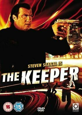 The Keeper ** NEW / SEALED ** Steven Seagal DVD - Fully guaranteed