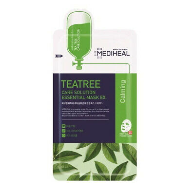 [MEDIHEAL] Teatree Care Solution Essential Mask EX 24ml