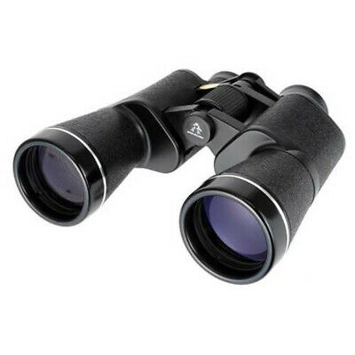 NASHICA 20x50mm Binoculars Day & Night ZCF SPIRIT Case From Japan with Tracking
