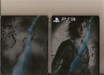 Beyond Two Souls Playstation 3 Ps3  Steelbook Version