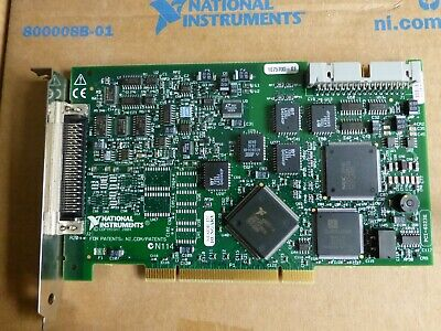 National Instruments PCI-6023E Multifunction DAQ Card