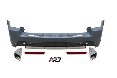 Range Rover sport Autobiography Style Rear Bumper conversion 2010-2013 + Tips