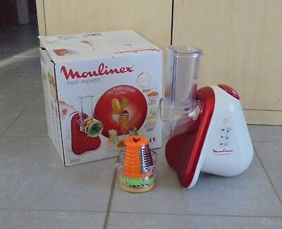 moulinex fresh express