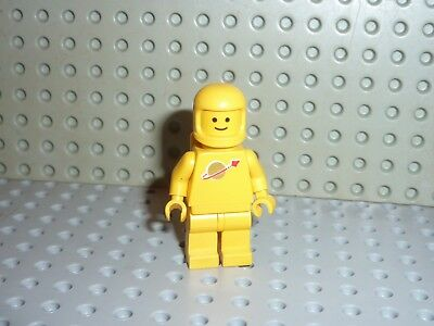 Casque LEGO Espace Space Minifig yellow helmet 3842a //Set 6950 1558 1593 1499...