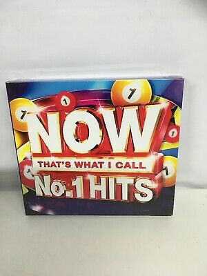 Now That's What I Call No. 1 Hits - Various Artists (Album) [CD] New Sealed
