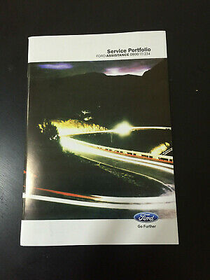 Ford Service Book Ford Transit Brand New All Models Petrol And Diesel Focus