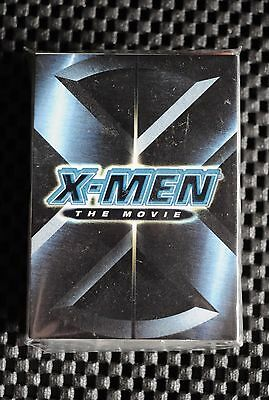 Rare Marvel X-Men Movie 2000 Full 72 Card Collectors Cards Base Set
