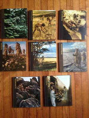 Lot of 8 Time Life Books The Emergence of Man