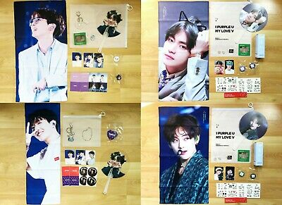 (SEALED) Fansite OFFICIAL | 방탄소년단 BTS JIMIN Photobook Calendar Poster Stickers +