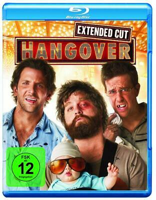 HANGOVER, Kinofassung + Extended Cut (Blu-ray Disc)