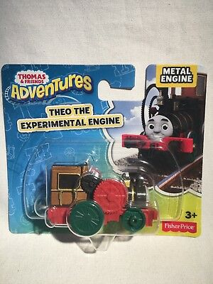 Thomas /& Friends Fisher-Price Adventures Theo The Experimental Engine