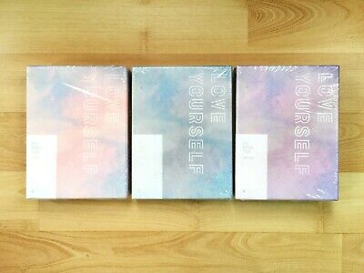 OFFICIAL 100% AUTHENTIC 방탄소년단 BTS 'Love Yourself' Seoul / Europe / New York DVD