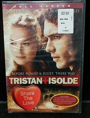 Brand New Sealed Tristan and Isolde Full Screen Edition DVD M7-F