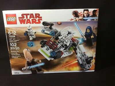 LEGO: Star Wars Jedi /& Clone Troopers Battle Pack New /& Sealed. 75206
