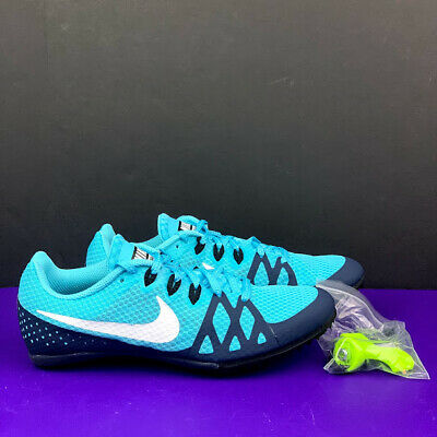 6df183b801a Nike Women s Zoom Rival M Racing Spikes Multi Use 806559-410 Polarized Blue  8