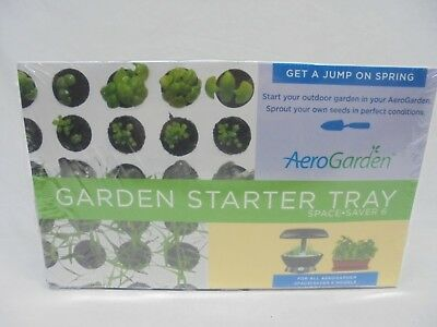 MIRACLE GRO AEROGARDEN Classic 6 100604 Black Smart