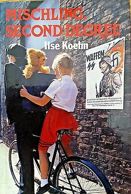 Jews in Nazi Germany Hitler Youth Biography Ilse Koehn Mischling Second Degree