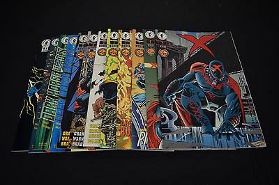 X Dark Horse Comic Books 12 Lot 1 2 3 4 5 6 11 12 13 14 15 Comics Greatest World